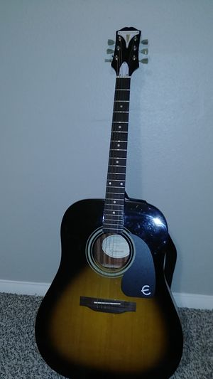 Wood guitar for Sale in Dallas, TX