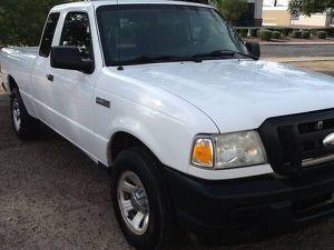 2009 Ford Ranger Clean AZ Title $4650 OBO for Sale in Tucson, AZ