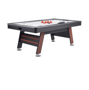 "Airzone Air Hockey Table with High End Blower, 84"", Red and Black for Sale in Austin, TX"