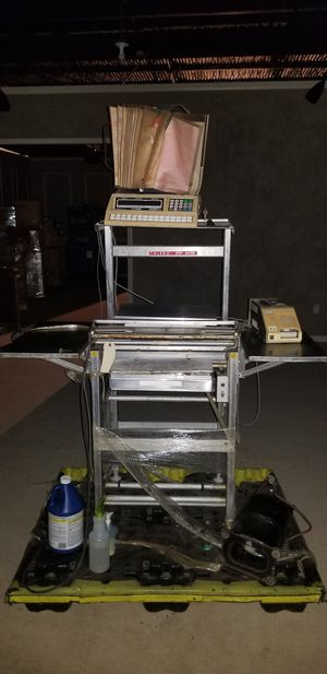 MEAT WRAP WITH SCALE for Sale in High Point, NC