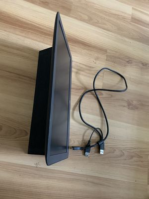 "HP portable monitor -Elitedisplay s140u 14"" 1600x900 usb monitor -$79 for Sale in Bellevue, WA"