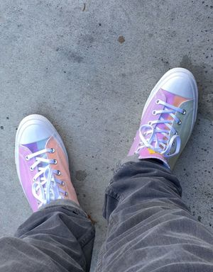 """Converse """"CHINATOWN MARKET"""" High Top U.V for Sale in Los Angeles, CA"""