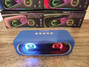 SPEAKER BLUETOOTH $20. NEW IN BOX for Sale in Rialto, CA
