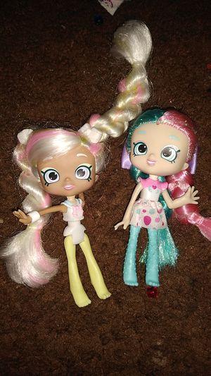 Small Shopkins dolls for Sale in Stockton, CA