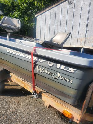 Fishing Boat and trailer for Sale in Woonsocket, RI