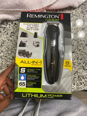 Brand new Remington clippers for Sale in Washington, DC