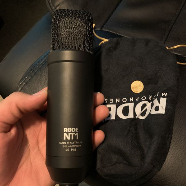 RODE NT1 MIC OUTSTANDING CONDITION