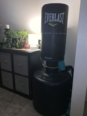Everlast Punching Bag for Sale in Woonsocket, RI