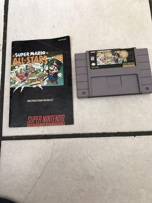 Games. Súper Nintendo. for Sale in Cranston, RI