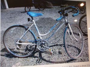 Huffy bicycle 10 speed Omni 26 inch for Sale in Pickett, WI