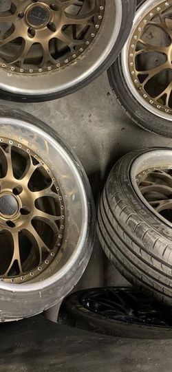 Bmw /Chevy Wheels C5 Corvette 19x11 19x10 5x120 for Sale in Los Angeles,  CA