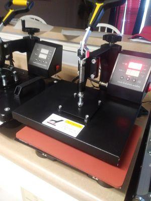 12x10 like New Heat Press. for Sale in Atlanta, GA