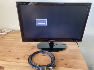 "Samsung 21"" monitor for Sale in Fort Mill, SC"