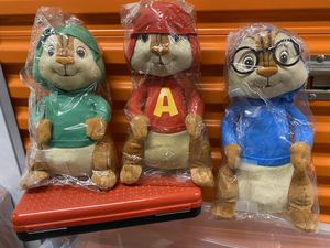 Alvin And The Chipmunks for Sale in West Los Angeles, CA