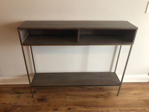 West Elm Console Table for Sale in Chicago, IL