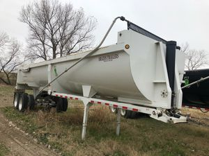 2016 and 2017 End dump trailer for Sale in Irving, TX