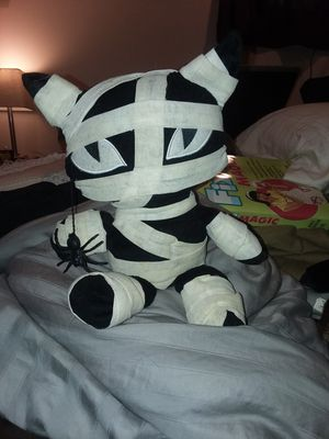 Mummy cat plushie for Sale in Glocester, RI