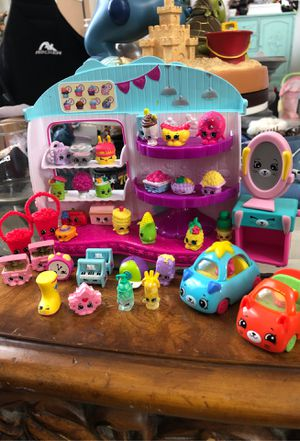 Shopkins lot toys collectibles play for Sale in Miami, FL