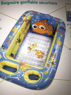 Finding Nemo Inflatable Safety Bathtub for Sale in NEW PRT RCHY, FL