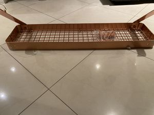 Pots and Pans Rack - Copper Finish for Sale in Miami, FL