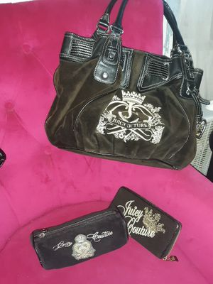 Juicy couture wallets and purse for Sale in El Paso, TX