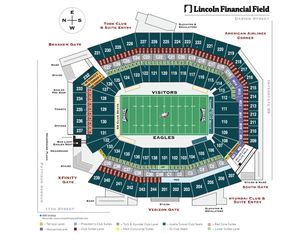 Eagles vs. New York Jets Tickets for Sale in Millersburg, PA