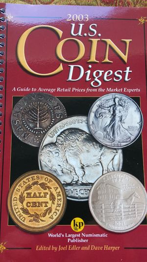Book about coins value for Sale in Clermont, FL