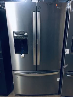 Whirlpool French door stainless steel refrigerator for Sale in Columbus, OH