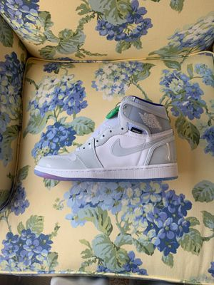 Jordan 1 Retro High Zoom White Racer Blue for Sale in Woodhaven, MI