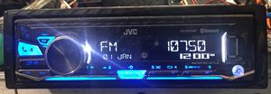 Jvc detatchable face multimedia headunit with Bluetooth for Sale in Pittsburgh, PA