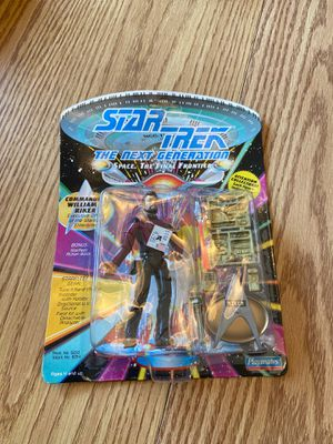 Vintage 1992 Playmates Star Trek The Next Generation Action figure for Sale in Eagle, WI