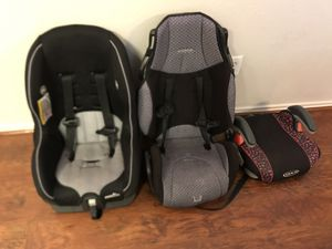 Car seats for Sale in Katy, TX