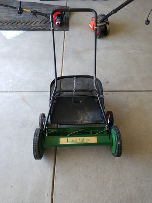 "Reel lawn mower 20"" for Sale in Denver, CO"