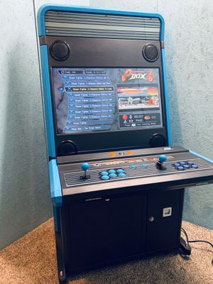 Arcade game machine, (brand new), over thousand games for Sale in Lynnwood, WA
