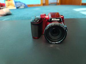 Nikon COOLPIX B500 16.0MP Digital Camera - Red for Sale in Lackawanna, NY
