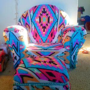 Kids rocker recliner chair for Sale in Alexandria, VA