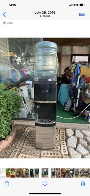 Water dispenser for Sale in Amarillo, TX