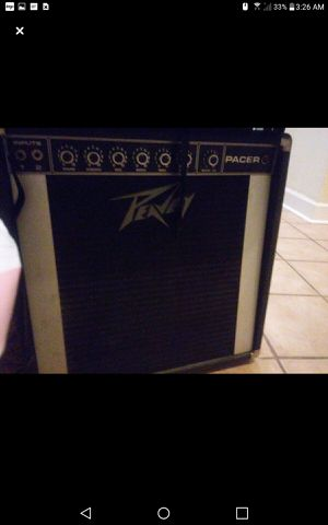 Peavey Pacer from the 80 s working condition great practice amp $30 or best offer for Sale in Baton Rouge, LA