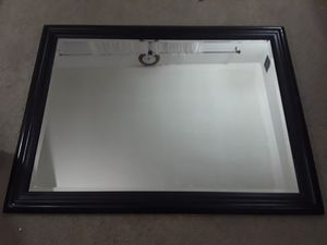"""Wall mirror bevel edges 36"""" height x 48"""" width for Sale in Los Angeles, CA"""