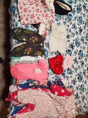 Baby girl clothes for Sale in Round Rock, TX