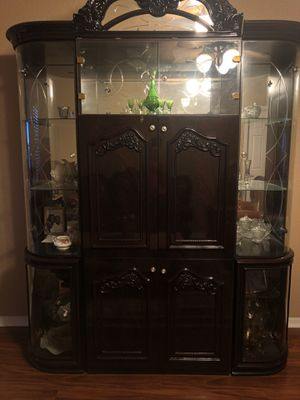 China cabinet for Sale in Jan Phyl Village, FL