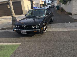 E28 Bmw 5 series for Sale in Santa Monica, CA