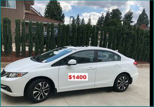 Price$1400 Honda Civic for Sale in Baton Rouge, LA