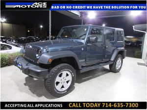 2007 Jeep Wrangler for Sale in Anaheim, CA