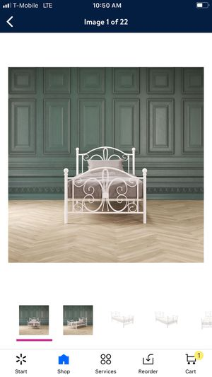 Twin bed frame for Sale in Las Vegas, NV