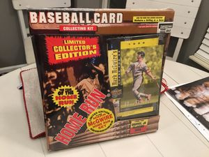 MLB 1998: Mark McGwire Baseball Card Home Run Record Collector Kit for Sale in Goodlettsville, TN
