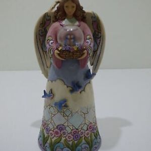 """""""Love And happiness"""" Spring Angel W/ Glass Globe for Sale in San Diego, CA"""
