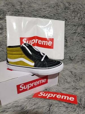 Supreme limited edition Van's for Sale in Philadelphia, PA