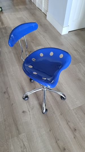 Blue Office chair for Sale in Aventura, FL