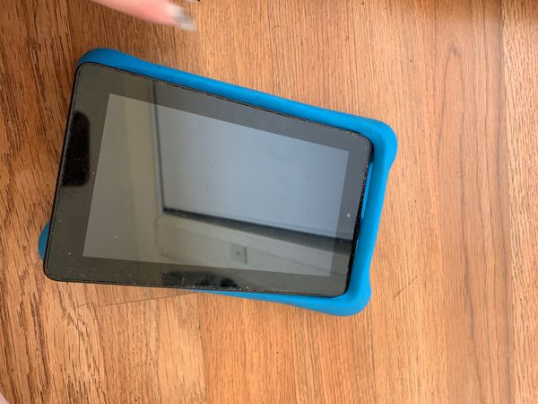 Amazon kindle with case broken charger port